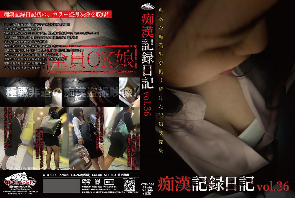 痴漢記録日記vol.36